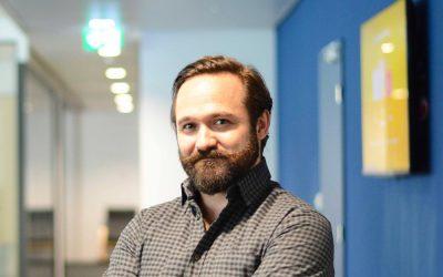 Portrait de collaborateur – Guillaume REGAGNON – IT architect – spécialiste en Cybersécurité chez Okam