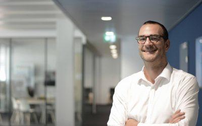 Portrait de collaborateur – Grégory BENOIST – Senior IT specialist – spécialiste en Cybersécurité chez Okam