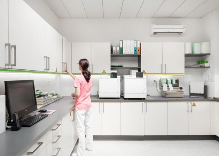 Le centre dentaire de Genève externalise son informatique chez Okam