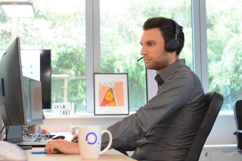 Guillaume Bottollier, IT Specialist chez Okam