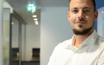 Jonathan Haymoz rejoint Okam en tant qu'IT Specialist